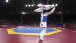 인교돈, 80kg 초과급 동메달...韓 태권도 두 번째 메달
