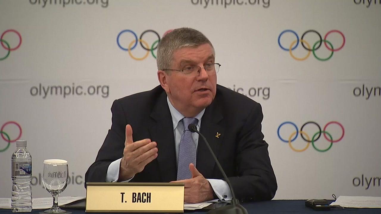 올림픽 선수촌은 불만 쏟아지는데...IOC 위원장은 5성급 호텔에 숙소 차려