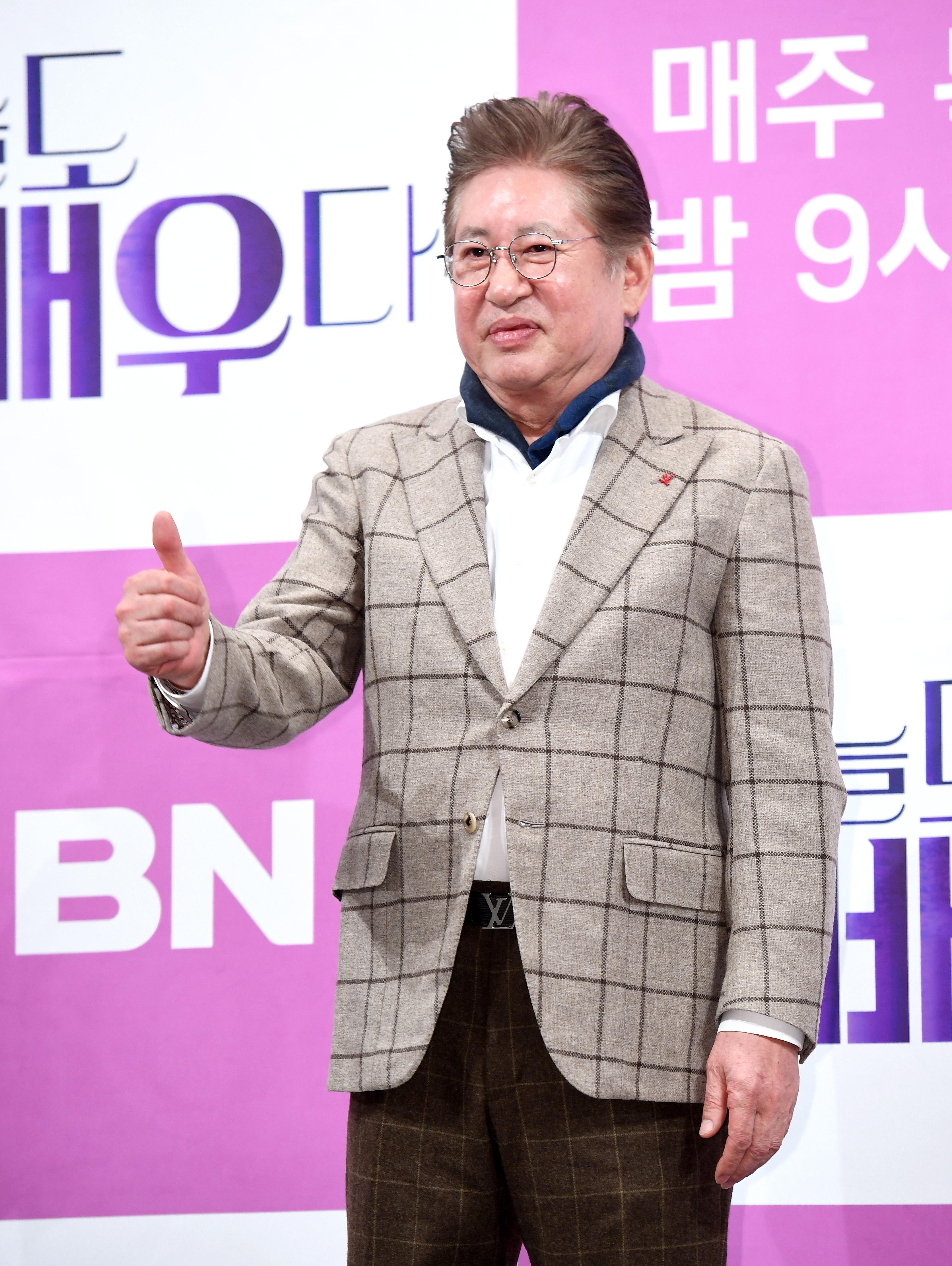 """선종문 변호사 """"김용건 연인 A 씨-태아 건강 상태 양호"""" (인터뷰)"""