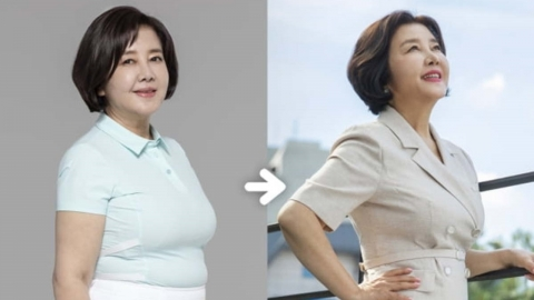 """[단독] '6kg 감량' 김영란 """"옷 입는 즐거움 느껴..5kg 추가 감량 목표""""(인터뷰)"""