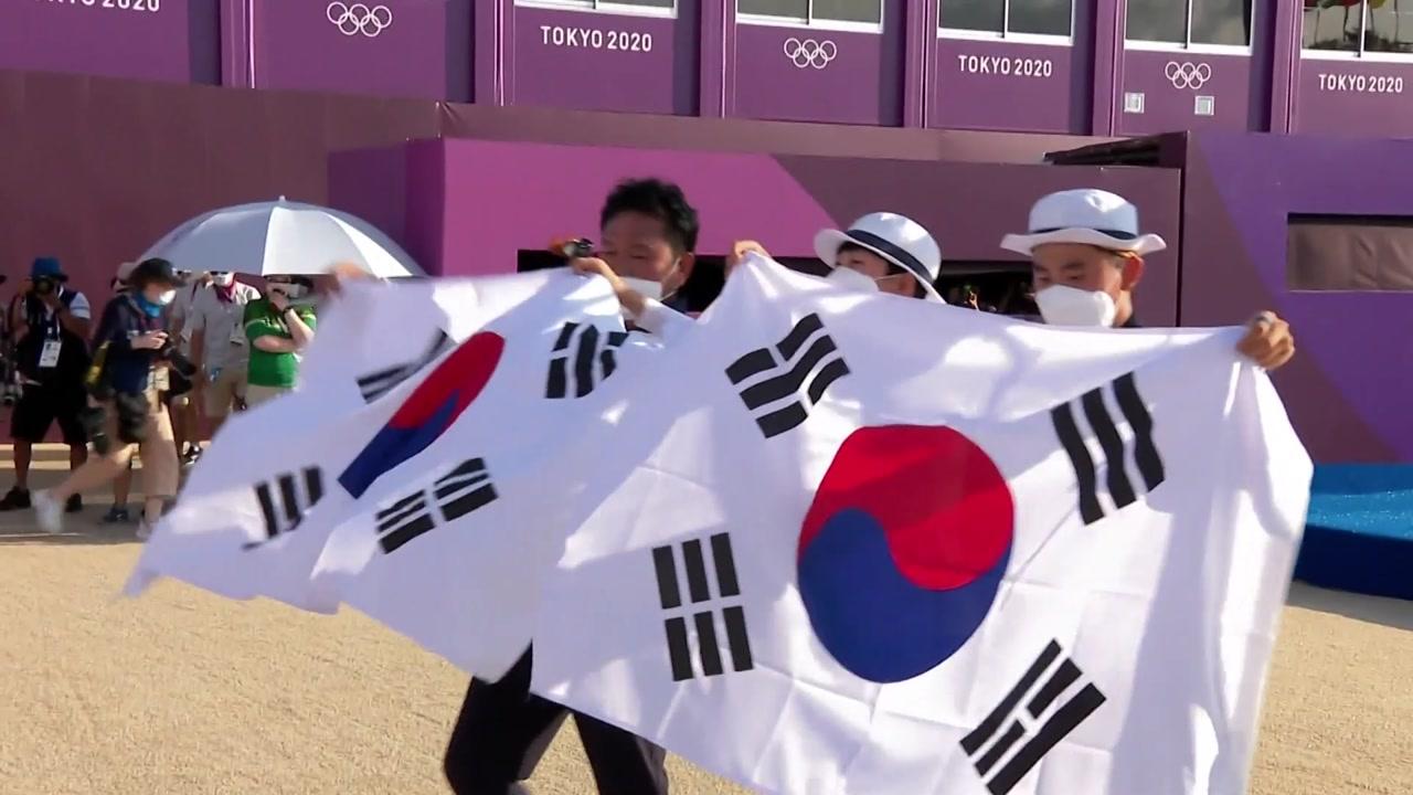 폐막식 D-4...태극전사 '도쿄 金 성적표' 중간 점검