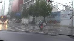 [날씨] 오늘 중부 강한 비...내일까지 최고 250mm↑