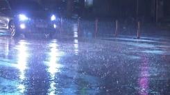 [날씨] 밤사이 180mm 호우에 피해 속출...경북 80mm 더 온다