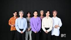 BTS, 미국 VMA 시상식에서 '올해의 그룹' 등 3관왕