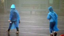 [날씨] 태풍 '찬투' 금요일 최대 고비...전국 강한 비바람