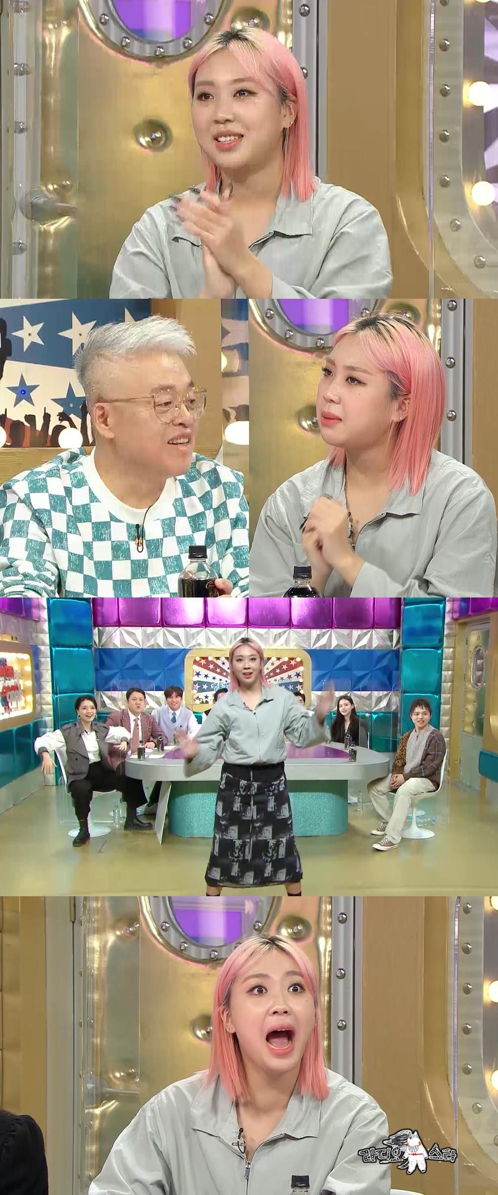 """'-13kg' 이영지 """"자본 깃든 다이어트 했다"""" (라디오스타)"""