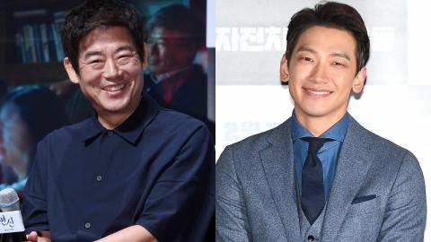[단독] 성동일 '고스트 닥터' 합류… 비·김범과 차진 케미 예고