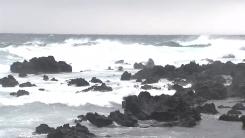 [날씨] 태풍 '찬투' 남해로 이동...남해안 강한 비바람