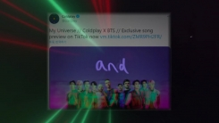 BTS·콜드플레이 협업곡 발표...이번에도 빌보드 1위?