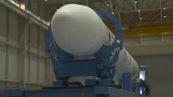 발사 D-2, 이송준비 끝...1단 엔진·페어링이 관건