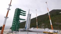 '우주 독립' 향해 선 누리호...발사 준비 작업 시작