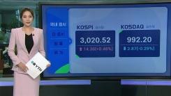 [오늘의 경제지표] 3천 선 공방 벌인 코스피·방향성 탐색하는 환율