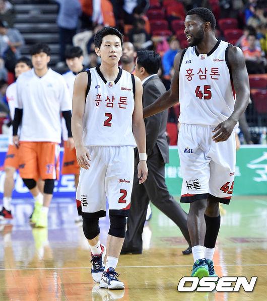 마리오-김기윤,'우리가 승리했어!'