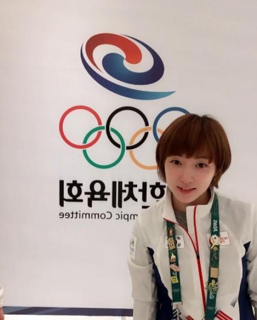서효원, 반전 일상 미모...청순한 리우올림픽 여신
