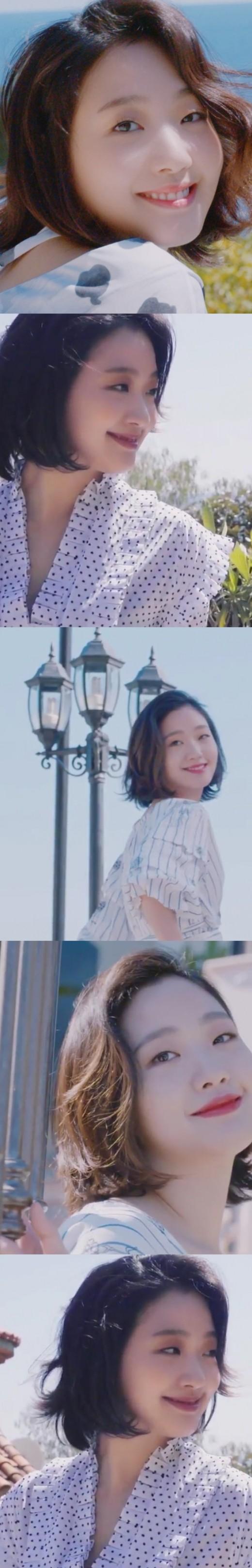"""""""모든 날이 눈부셨다"""" 김고은, 청순섹시美"""