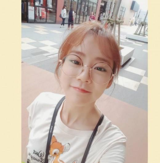 """""""초동안 여신""""...한승연, 러블리한 미소"""
