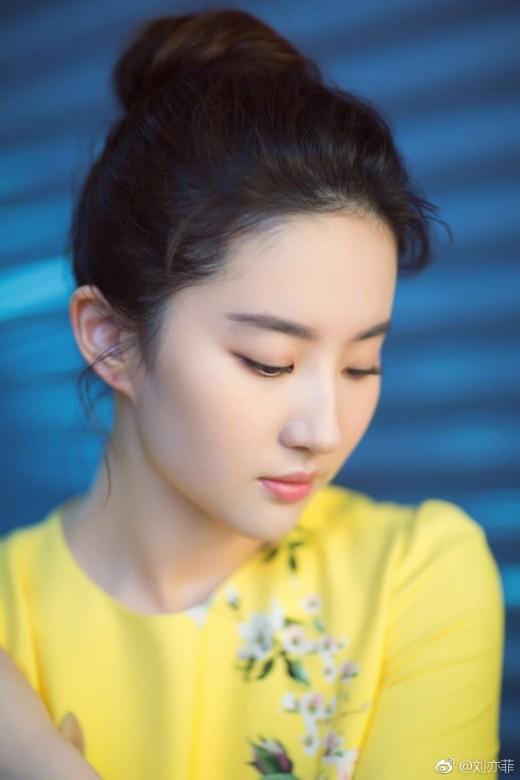 """""""청순美 가득"""" '송승헌♥' 유역비, 물오른 미모"""