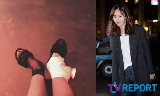 소녀시대, 완전체 컴백 어쩌나...유리 다리 부상_이미지