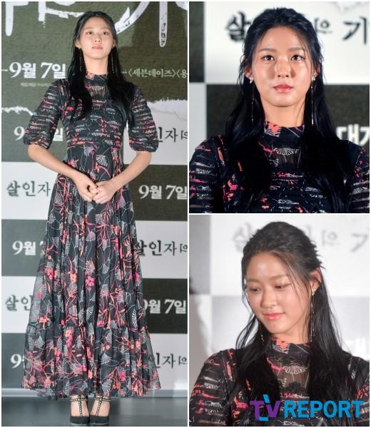 설현 '쉬폰 드레스 입고 우아하게~ 치명적인 여신 자태'