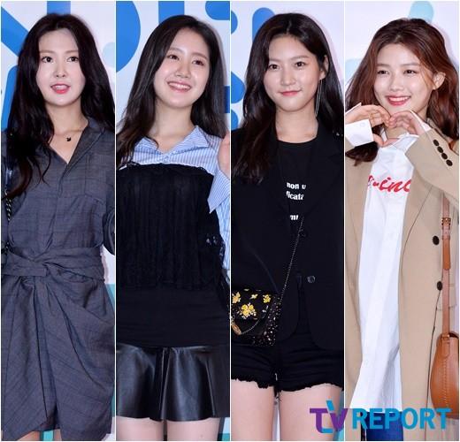 이영유-진지희-김새론-김유정 '정변의 아이콘들'