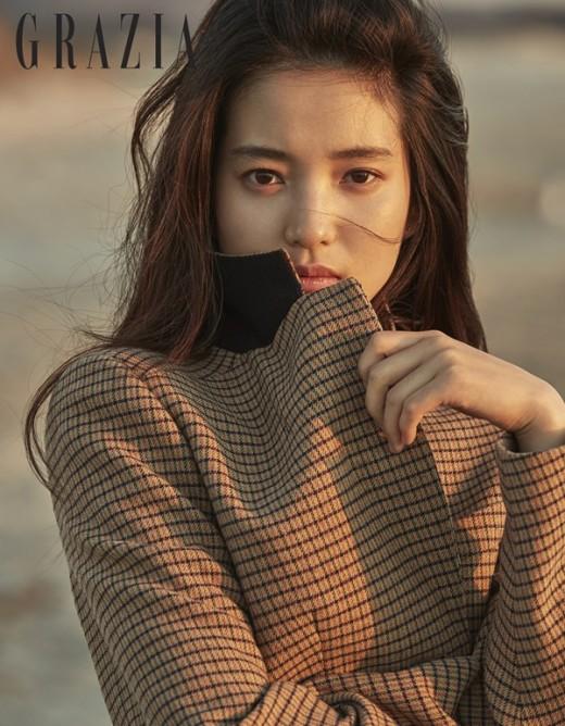 독보적 분위기…김태리의 올겨울 '태리룩' _이미지