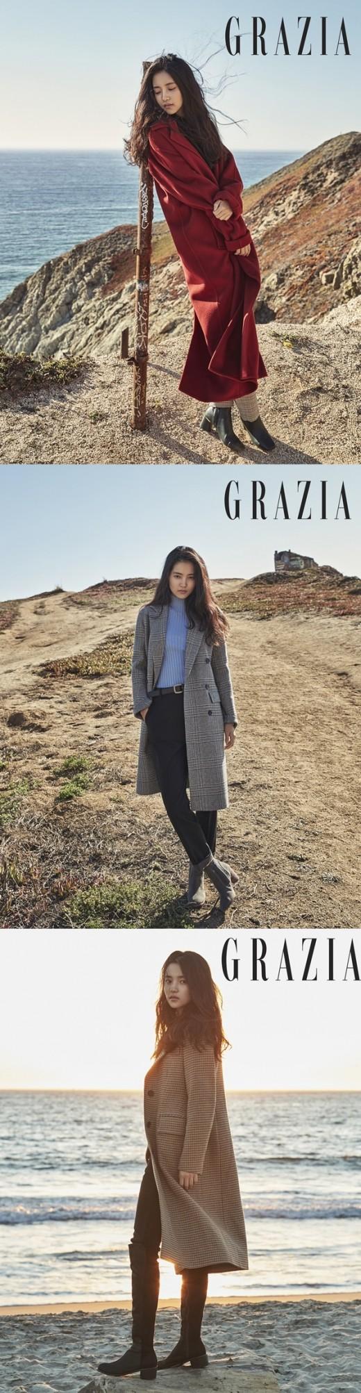 독보적 분위기…김태리의 올겨울 '태리룩' _이미지3