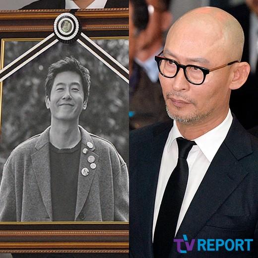 '故김주혁 페이스메이커' 자처했던 김종도 대표_이미지