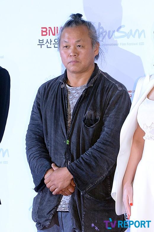 '여배우 폭행' 김기덕 감독, 벌금형 약식기소_이미지