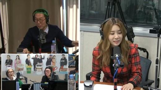 """'언니네' 송은이 질투? """"김영철, 여자 사귀려면 몰래 만나라""""_이미지"""