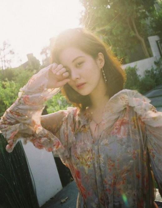 """""""눈부신 여신 미모""""...서현, 물오른 근황_이미지"""