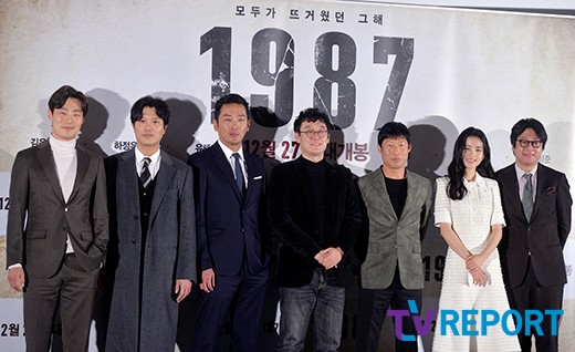 """""""故이한열 열사 장례식 이끌던""""…'1987' 이토록 특별한 캐스팅_이미지"""
