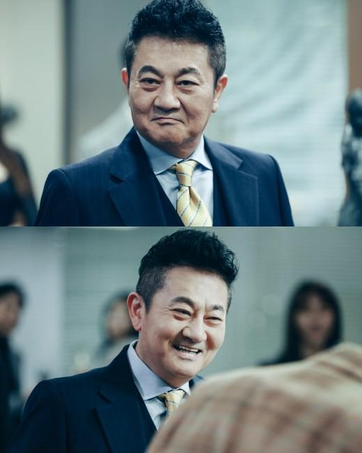 """""""쌍칼→변호사 대변신""""…'리턴' 박준규, 고현정과 호흡_이미지"""
