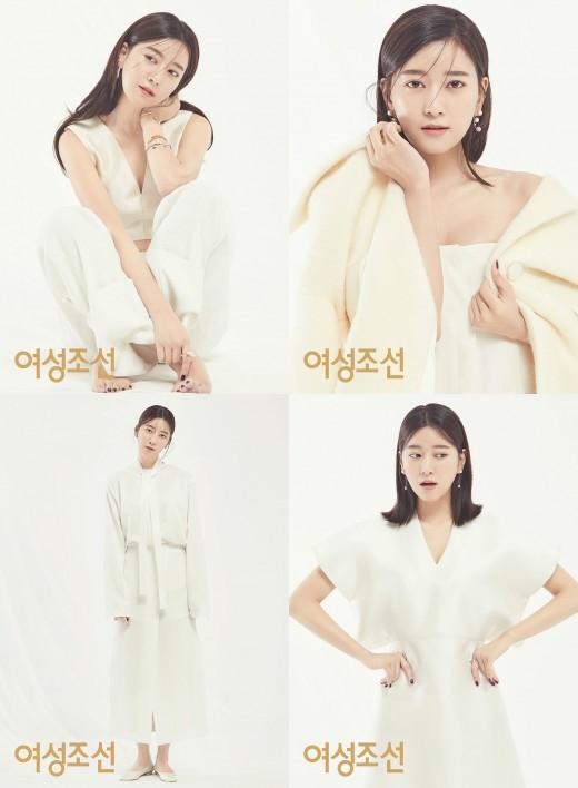 """최윤소 """"연기 간절하고 소중해, 신 마다 열심"""""""