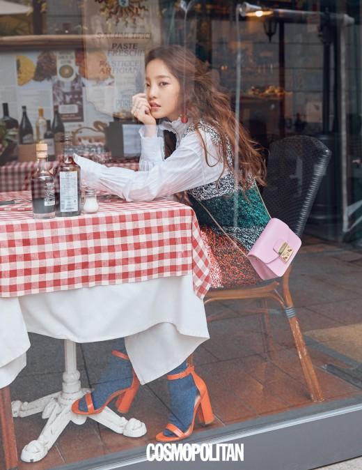 """""""제2의 미모 전성기"""" 구하라, 밀라노의 여신 _이미지3"""