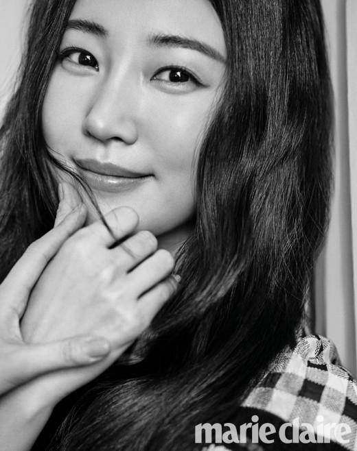 """""""김러브의 눈·코·입""""…김사랑, 여신의 품격"""