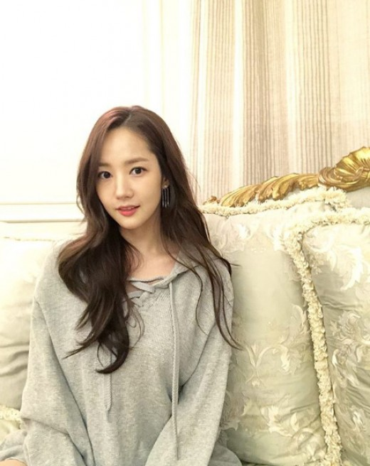 박민영, 언제까지 예뻐질래?…오늘도 리즈 갱신