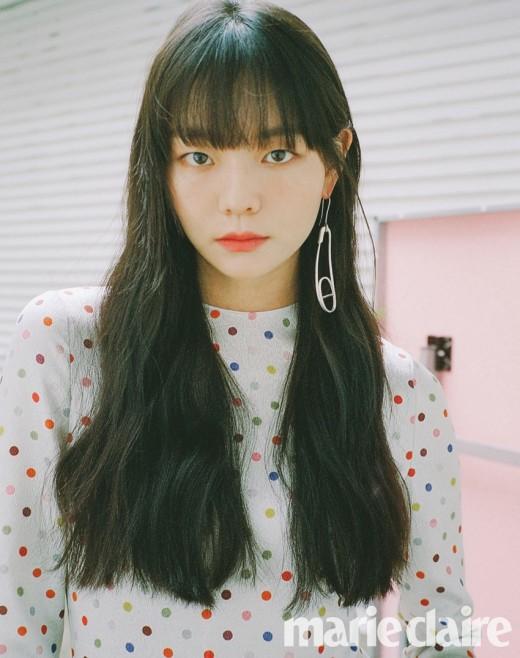 도화지 같은 그녀, '소공녀' 이솜