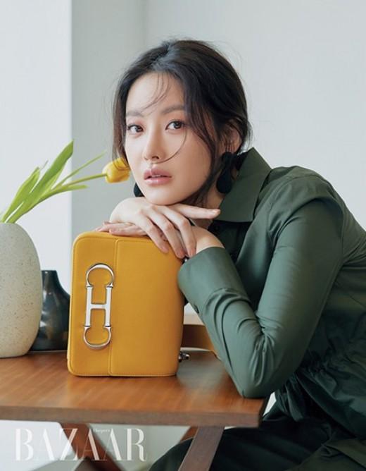 김범이 반한 비주얼…오연서, 봄의 여신 _이미지2