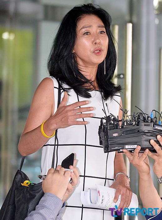 """김부선, 정치인 향한 분노 """"만만한 딴따라 제물 삼아 진실 호도""""_이미지"""