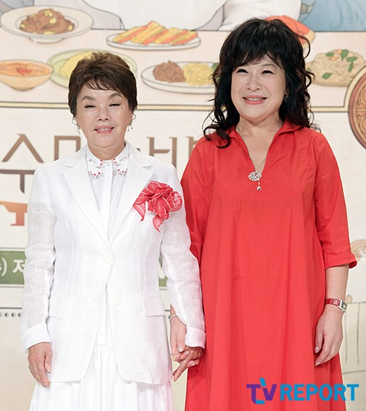 """'수미네 반찬' 노사연 """"김수미 묵은지찜 최고…늦게 먹을 복 터졌다""""_이미지"""