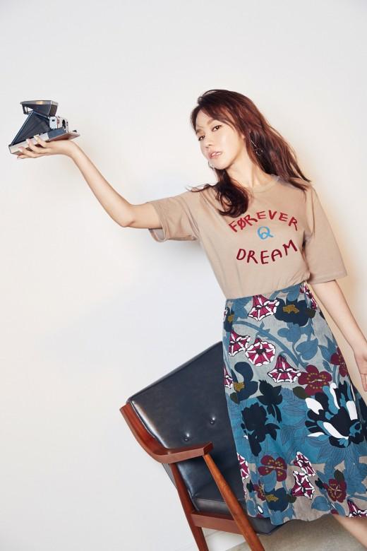 김아중, 아이돌 못지않은 예쁜 누나