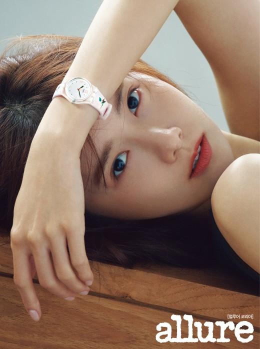 """""""사슴 눈망울에 빠져봐""""…윤아, 청춘의 얼굴_이미지2"""