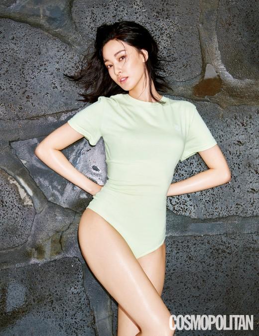 """5kg 감량"" 이주연, 핫보디"