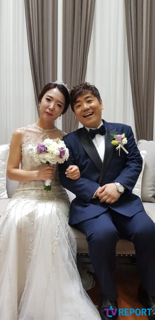 김성규♥허신애 결혼식…김준호·오나미 개그★ 총집합 (종합)_이미지