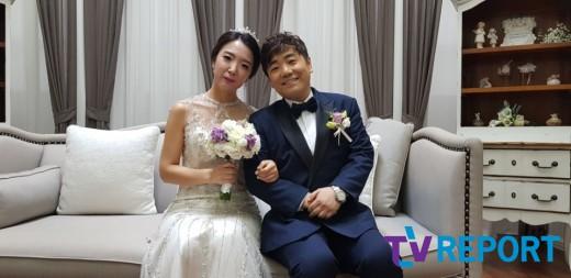 김성규♥허신애 결혼식…김준호·오나미 개그★ 총집합 (종합)_이미지2