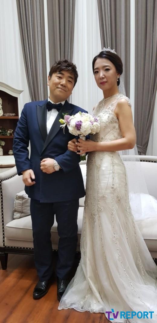 김성규♥허신애 결혼식…김준호·오나미 개그★ 총집합 (종합)_이미지3
