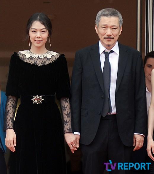 '불륜 커플' 홍상수♥김민희, 스위스 로카르노 영화제 동반참석_이미지