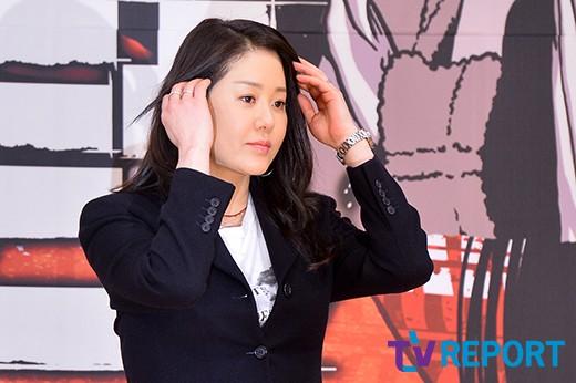 '리턴' 사태ing…고현정, 불명예 하차→광고주 소송 _이미지