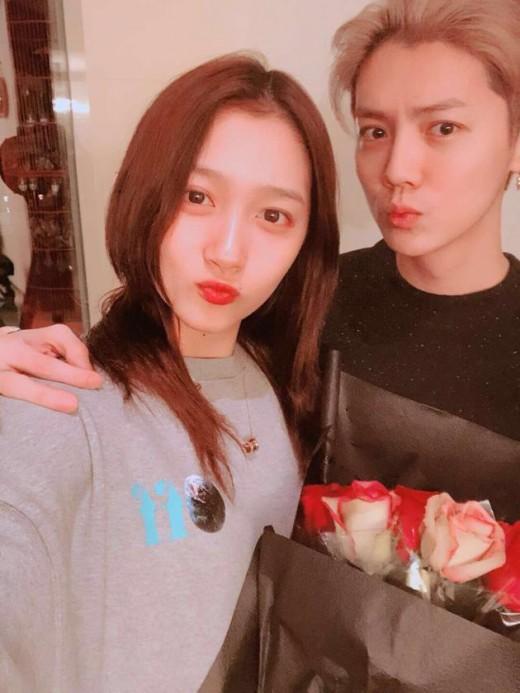 루한♥관효동, 日 명품 쇼핑 데이트…대놓고 열애 중_이미지