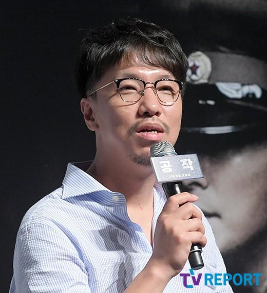 """'공작' 박채서 """"박근혜 시절 제작..윤종빈 천재성+용기 대단"""""""